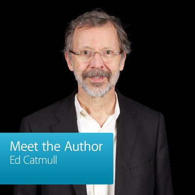 Ed Catmull: Meet the Author