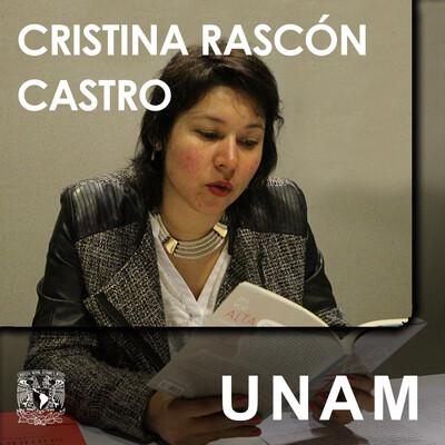 En voz de Cristina Rascón Castro
