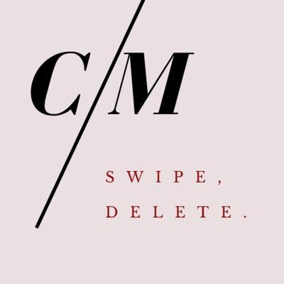 Swipe, Delete.