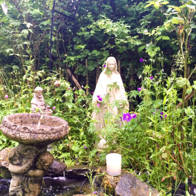 Receive the BLESSING LIGHT from Wise Woman's Cottage