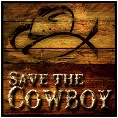 Save The Cowboy - Audio Podcast