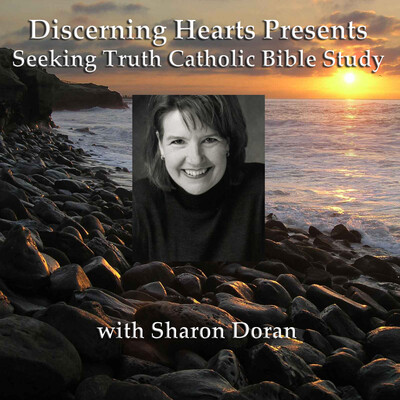 Seeking Truth Catholic Bible Study with Sharon Doran - Discerning Hearts