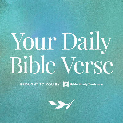 Your Daily Bible Verse Podcast