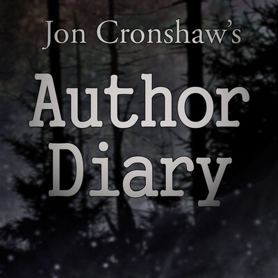 Jon Cronshaw's Author Diary