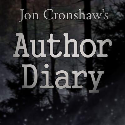 Jon Cronshaw's Author Diary