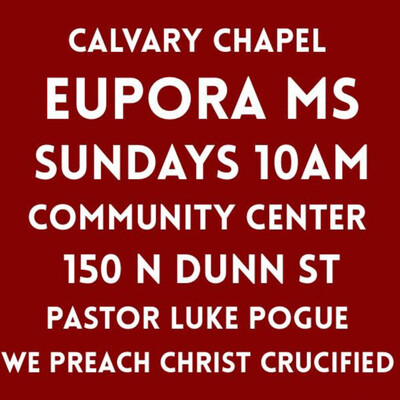 Pastor Luke Pogue