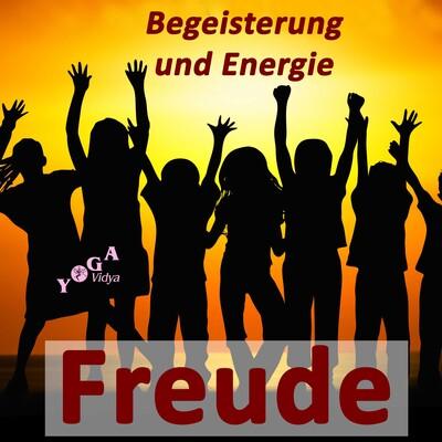 Begeisterung, Energie und Freude