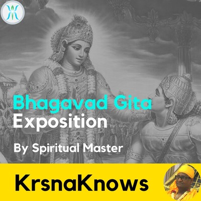 Bhagavad Gita - KrsnaKnows