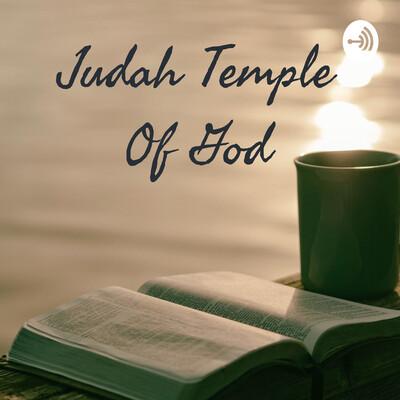 Judah Temple Of God