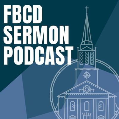 First Baptist Decatur Sermon Podcast