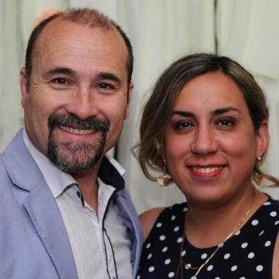 Denisse y Alvaro Retes