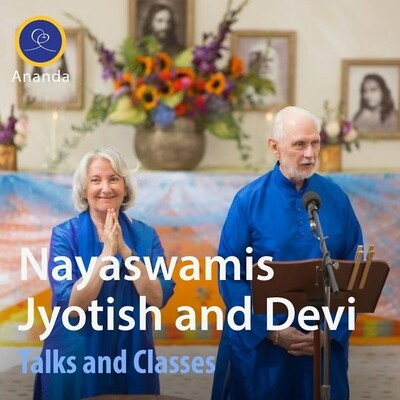 Nayaswamis Jyotish and Devi — Talks and Classes