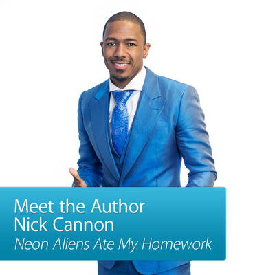 Nick Cannon: Meet the Author