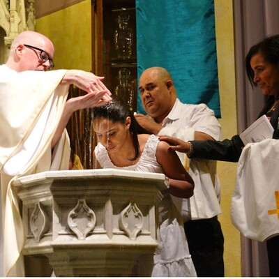 Catholic Homilies from Father Paul O'Brien