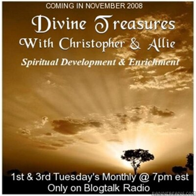 Divine Treasures with Christopher & Allie