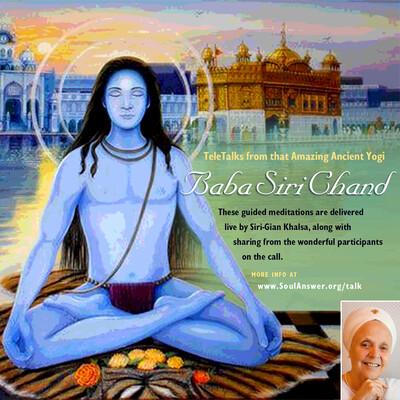 Ancient Master Yogi, Baba Siri Chand Speaks
