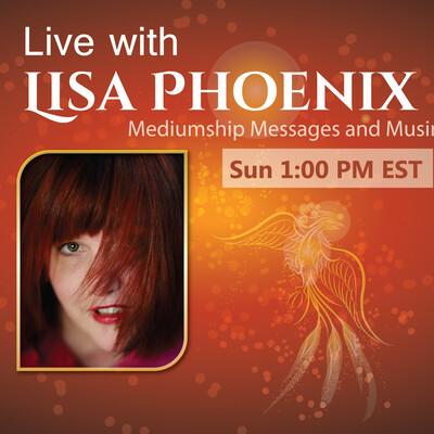 Live with Lisa Phoenix