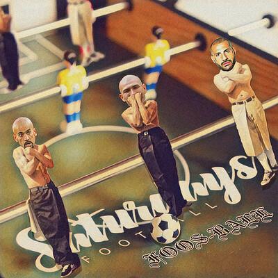 FOOS-BALL presented by Saturdays Football