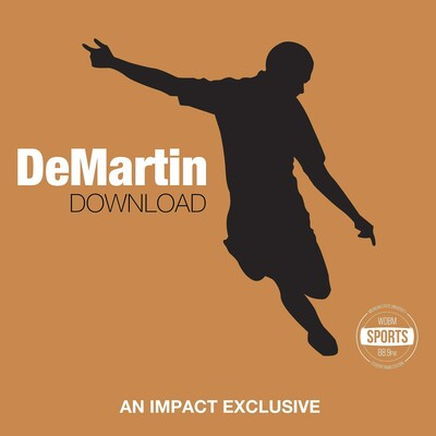 DeMartin Download on Impact 89FM