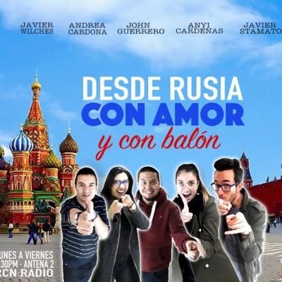 Desde Rusia con Amor... Y con Balón