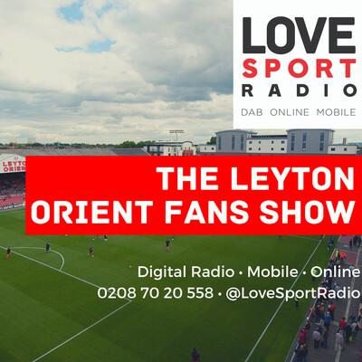 Leyton Orient Fans Show on Love Sport
