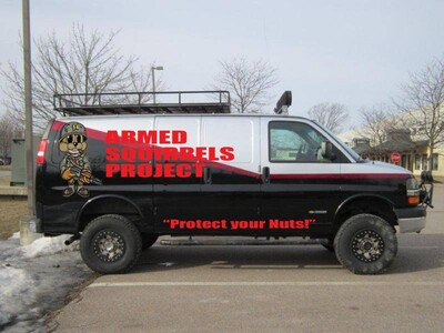 Armed Squirrels Project's podcast