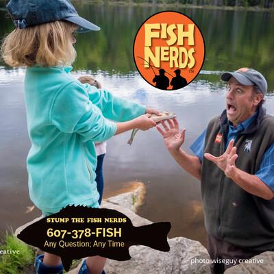 Fish Nerds Fishing Podcast