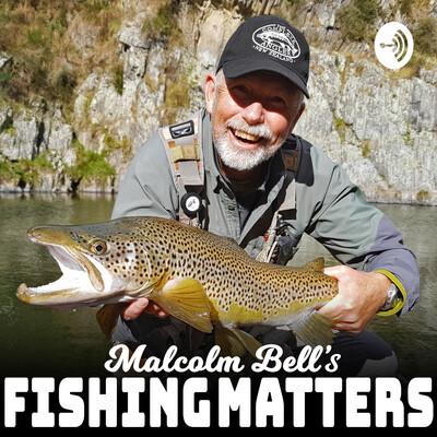 Fishing Matters: A New Zealand Fishing Podcast