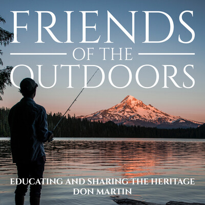 Friends of the Outdoors' podcast