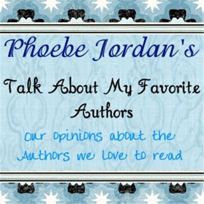 Talk About My Favorite Authors | Phoebe Jordan
