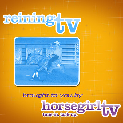 Reining Horse: Reining TV for Wired Equestrians