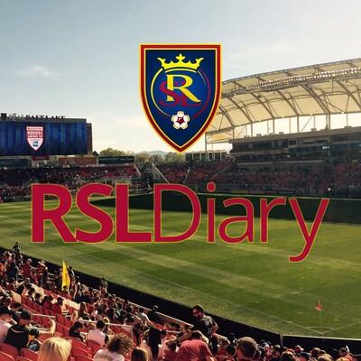 RSL Diary Podcast