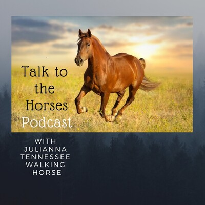 Talk to the Horses with Julianna Tennessee Walking Horse