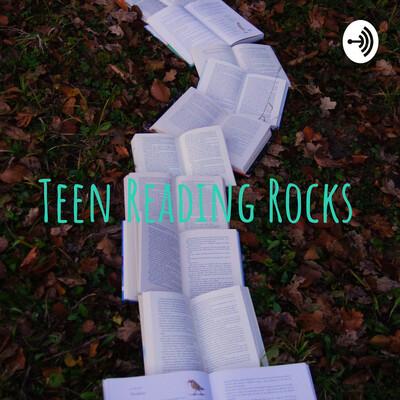 Teen Reading Rocks