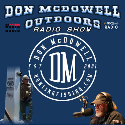 Don McDowell Outdoors Radio