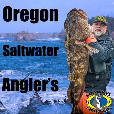 Sharkys Charters: Oregon Saltwater Angler