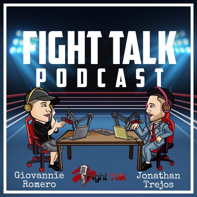 FightTalk Podcast
