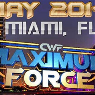 Maximum Force Radio