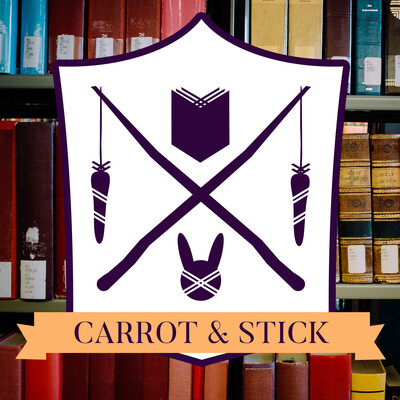 Carrot & Stick: Fighting Back Against Writer's Block (with Lizzy and Hazel)