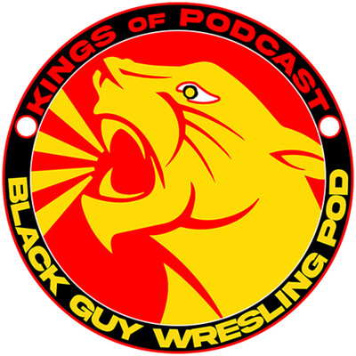 Black Guy Wrestling Podcast