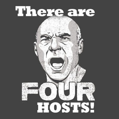 There Are Four Hosts!