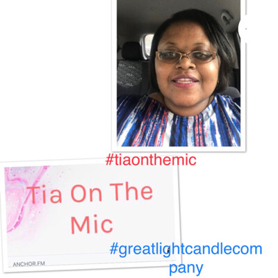 Tia On The Mic