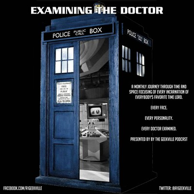 Examining The Doctor: Doctor Who Episode Commentary