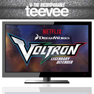 Voltron: Legendary Defender (from TeeVee)