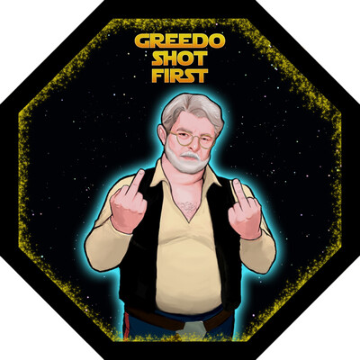 Greedo Shot First: A Star Wars podcast