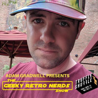 Geeky Retro Nerds Show - Pop Culture Podcast