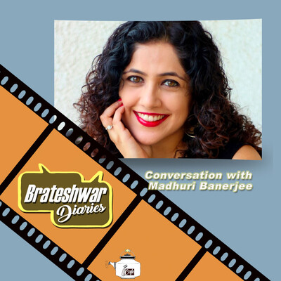 Conversation with Madhuri Banerjee