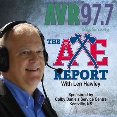 Acadia Athletics's Axe Report Podcast