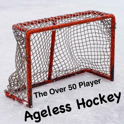Ageless Hockey - The Over 50 Player