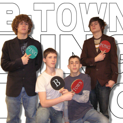 B-Town Pongers